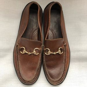 Men's Gucci Loafers Size 8